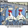 Cartoon: safety talk (small) by George tagged safety,talk