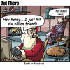 Cartoon: santa2009 (small) by George tagged santa2009
