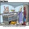 Cartoon: spiderbaby (small) by George tagged spiderbaby