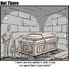 Cartoon: tomb (small) by George tagged tomb