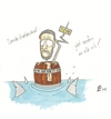 Cartoon: Thanks Greek.. (small) by The Illustrator tagged greek,euro,money,pleite,krise,griechenland,europa,financal