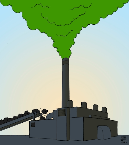 Greenwashing Energiewende