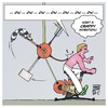 Cartoon: die Selbstkasteiungs-Maschine (small) by Timo Essner tagged training,hometrainer,sport,hometraining,laufrad,fahrrad,folterwerkzeug,folterinstrument,fitness