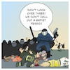 Cartoon: Police Brutality in France (small) by Timo Essner tagged france,police,brutality,macron,uno,unhcr,firefighters,medics,politicians,journalists,protesters,right,to,free,speech,eu,european,union,cartoon,timo,essner
