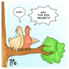 Cartoon: Tauben (small) by Timo Essner tagged tauben,partnerschaft,dating,frühling,abweisung,eheprobleme
