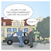Cartoon: Uploadfilter Dieselfahrzeuge (small) by Timo Essner tagged uploadfilter,upload,filter,internet,artikel13,urheberrecht,leistungsschutzrecht,politik,industrie,dieselfahrzeuge,dieselautos,diesel,dieselskandal,industriepolitik,klientelpolitik,automobilindustrie,vw,audi,bmw,mercedes,eu,deutschland,cartoon,timo,essner