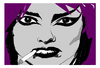 Cartoon: Nina Hagen (small) by Carma tagged nina hagen music rock portrait celebrities punk