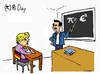 Cartoon: Pi Day (small) by Carma tagged pi,day,greek,tsipras,merkel