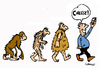 Cartoon: Selfie (small) by Carma tagged selfie,evolution,darwin,technology,media,telephone,phtography