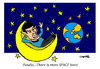 Cartoon: Spock (small) by Carma tagged spock,star,trek,leonard,nimoy