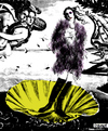 Cartoon: Venus in furs (small) by Carma tagged venus,in,furs,botticelli