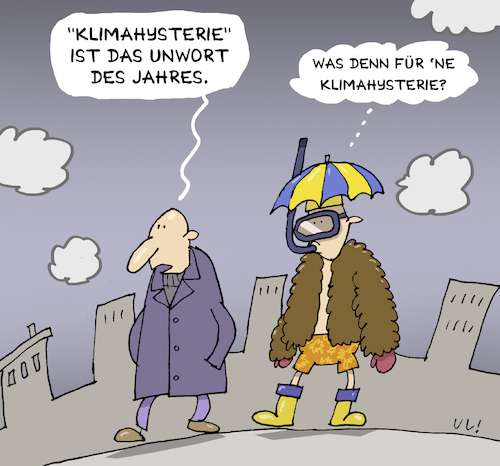 Klimahysterie