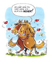 Cartoon: Wieher (small) by Hoevelercomics tagged pferde,horses,horse,pferd,animals,cavallo,reiten,reiter