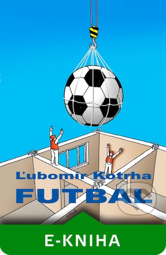 Cartoon: e-book (medium) by kotrha tagged sport,football,cartoons,book
