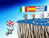 Cartoon: euodchody (small) by kotrha tagged eu,euro,italy,lira,europe,world,elections,conti