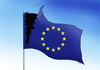Cartoon: eutrh (small) by kotrha tagged eu,flag