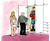 Cartoon: trest (small) by kotrha tagged ice hockey