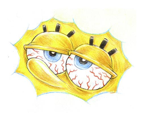 Sponge stoney eyes By Trippy Toons   Media & Culture ...