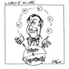 Cartoon: Il circo e in citta (small) by kurtsatiriko tagged barbareschi,pdl,fli