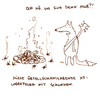 Cartoon: Lagerfeuer. (small) by puvo tagged lagerfeuer,fire,camp,schnake,musik,music,gitarre,crane,gnat,sommer,sommerabend,summer,evening