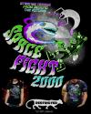 Cartoon: Space Fight 2000 (small) by gimetzco tagged shirt