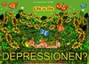 Cartoon: Depressiv??? (small) by Egon58 tagged depressiv,wiese,chillout