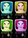 Cartoon: integral TV (small) by Alesko tagged tv,alesko