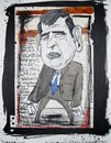 Cartoon: Gordon Brown (small) by Glyn Crowder tagged brown