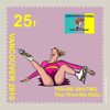 Cartoon: Stamp Collecting (small) by perugino tagged stamps sports
