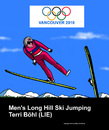 Cartoon: Winter Olympics (small) by perugino tagged olympics winter sports
