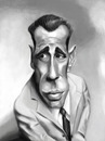Cartoon: Humphrey Bogart (small) by doodleart tagged humphrey,bogart