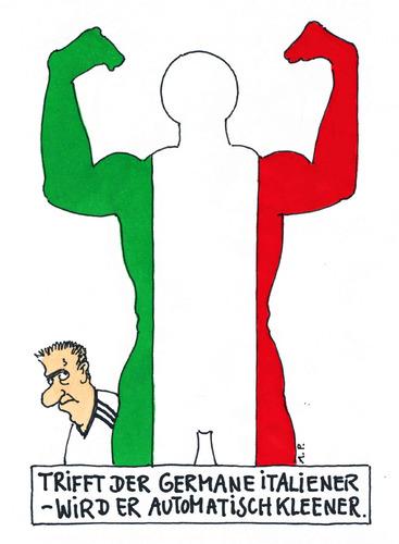 fussball italien spanien