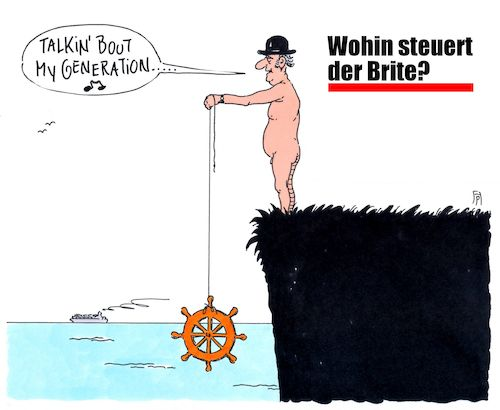 Cartoon: der brite (medium) by Andreas Prüstel tagged brexit,briten,entscheidungswoche,eu,cartoon,karikatur,andreas,pruestel,brexit,briten,entscheidungswoche,eu,cartoon,karikatur,andreas,pruestel