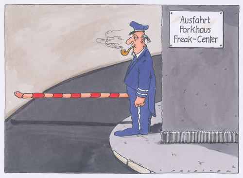 harter job By Andreas Prüstel   Philosophy Cartoon   TOONPOOL