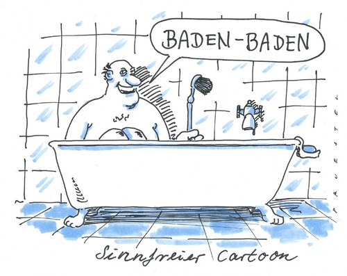 Ot By Andreas Prüstel Philosophy Cartoon Toonpool