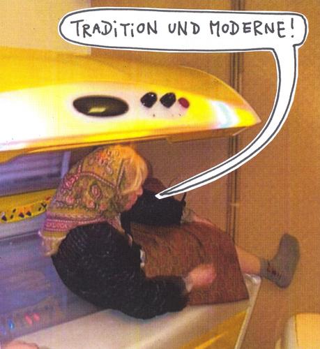 o.t. By Andreas Prüstel | Philosophy Cartoon | TOONPOOL