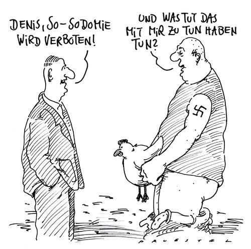Sodomie In Deutschland