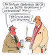 Cartoon: oberschicht (small) by Andreas Prüstel tagged degeneration,oberschicht,topflappen