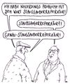 Cartoon: probleme (small) by Andreas Prüstel tagged staubsauger,staubsaugerreparatur,ausprache,problem,cartoon,karikatur,andreas,pruestel