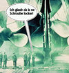 Cartoon: schraube (small) by Andreas Prüstel tagged schiffsschraube,collage,cartoon,andreas,pruestel