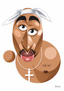 Cartoon: Tupac Shakur (small) by Ulisses-araujo tagged tupac,shakur