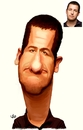 Cartoon: Adam Sandler (small) by handren khoshnaw tagged handren khoshanw
