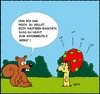Cartoon: Schimmelpilz (small) by sinnfrei-cartoons tagged pilze