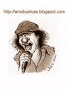 Cartoon: Brian Johnson (small) by WROD tagged brian,johnson,acdc
