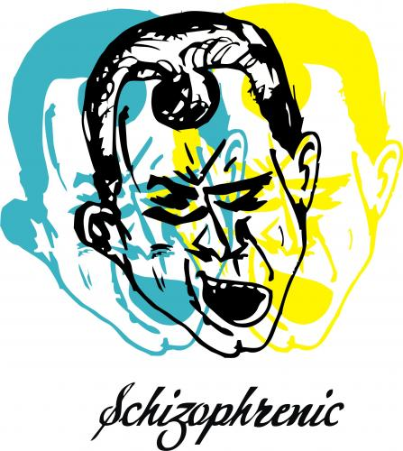Pictures Of Schizophrenics