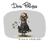 Cartoon: Don Seppia (small) by Giulio Laurenzi tagged don,seppia