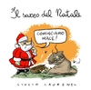 Cartoon: Il Sacco (small) by Giulio Laurenzi tagged sacco,natale