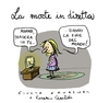 Cartoon: La morte in diretta (small) by Giulio Laurenzi tagged morte,diretta