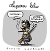Cartoon: Lupara Blu (small) by Giulio Laurenzi tagged lupara,blu