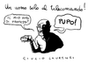 Cartoon: Pupo (small) by Giulio Laurenzi tagged pupo